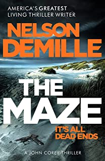 The Maze (John Corey Book 8)