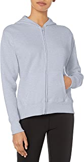 Hanes Women's Full-Zip Hooded Jacket