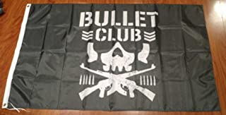 BULLET CLUB FLAG WRESTLING ROH NJPW Banner WCW WWE KENNY OMEGA YOUNG BUCKS