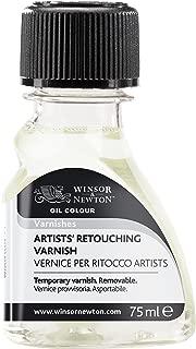 Winsor & Newton Artists Retouch Varnish Bottle, 75ml, Multicolor