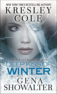 Deep Kiss of Winter (Immortals After Dark Book 8)