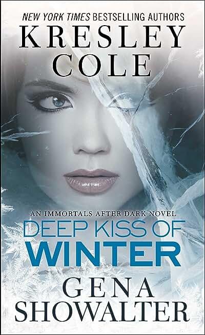 Deep Kiss of Winter (Immortals After Dark Book 8) (English Edition)