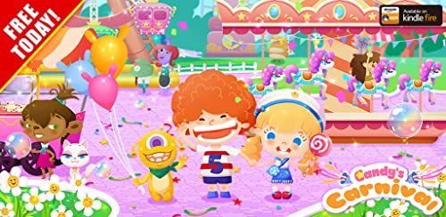『Candy's Carnival』のトップ画像