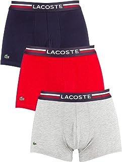 Vêtements homme Officiel Lacoste 3 PACK Shorty black Achat