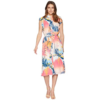 CATHERINE Catherine Malandrino Fredda Dress (Tropical Landscape) Women