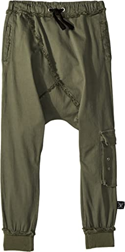 Military Raw Pants (Little Kids/Big Kids)