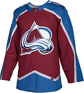 adidas Colorado Avalanche NHL Men's Climalite Authentic Team Hockey Jersey