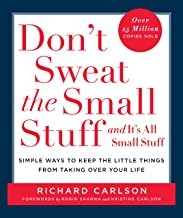 Best author of don t sweat the small stuff Reviews