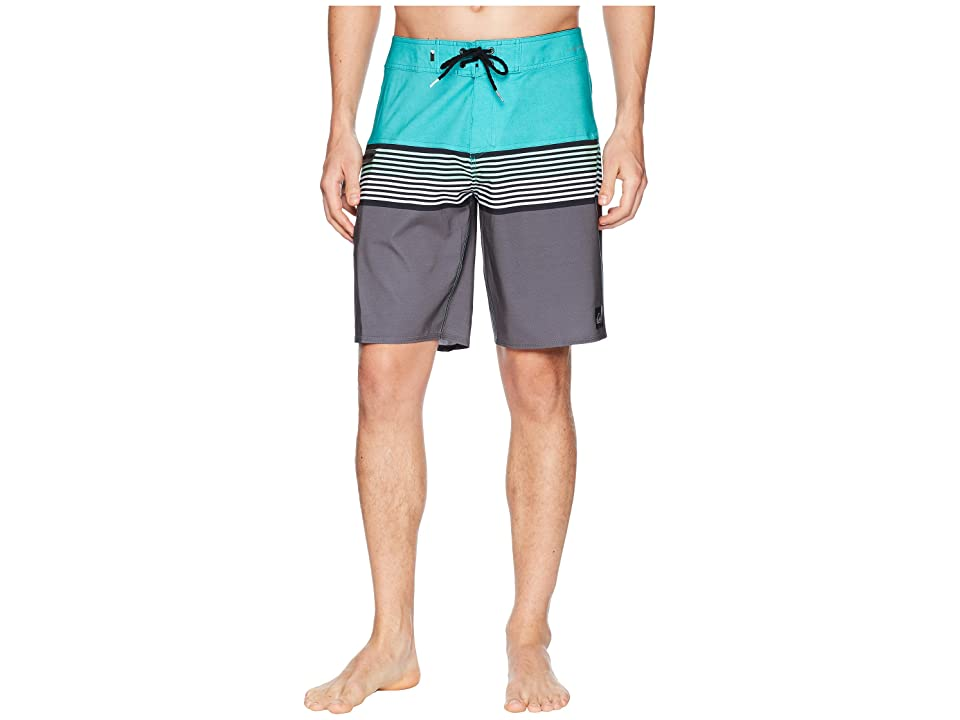 Quiksilver Highline Division 20 Boardshorts (Tropic Green) Men
