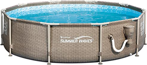 summer waves oval pool