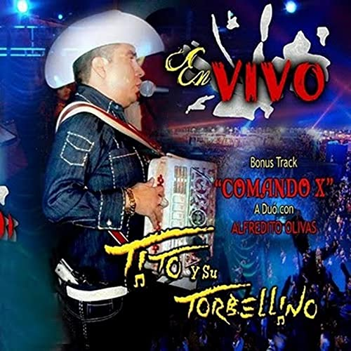 464ba6175c0 Comando X by Tito Y Su Torbellino on Amazon Music - Amazon.com