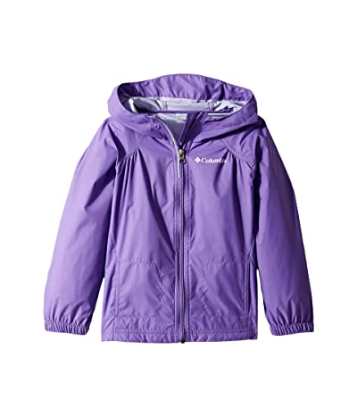Columbia Kids Switchbacktm Rain Jacket (Little Kids/Big Kids) (Grape Gum) Girl