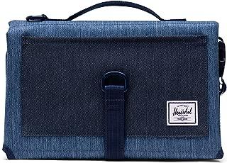Herschel Baby Sprout Change Mat Backpack, Faded Denim/Indigo Denim, One Size