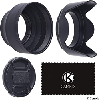 Neewer Filtro para Lentes de 52 mm Accesorio Kit:UV, CPL, FLD, ND2 ...