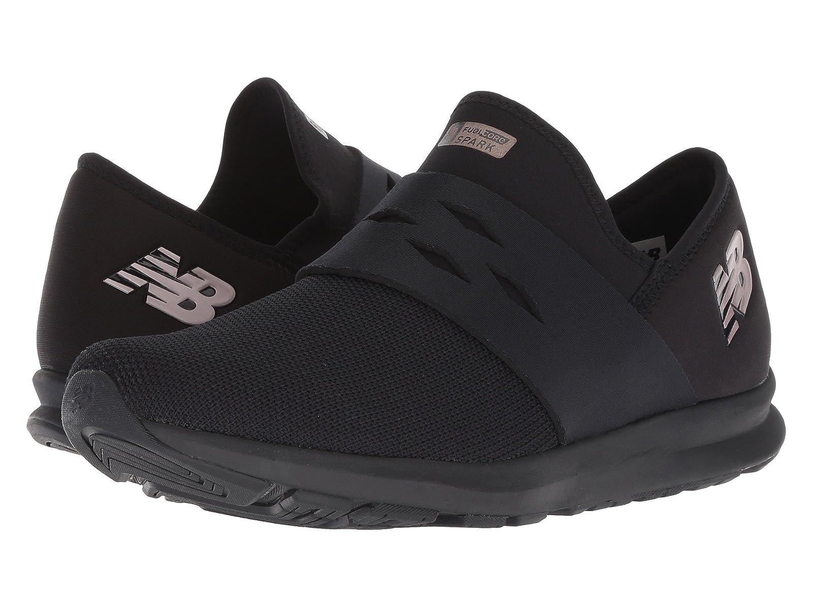 New Balance Spark v1Atmospheric grades have affordable shoes