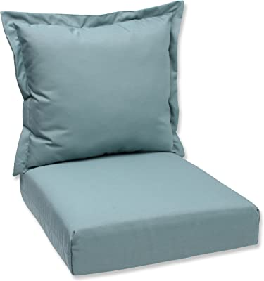 Amazon.com : AmazonBasics Deep Seat Patio Seat and Back ...