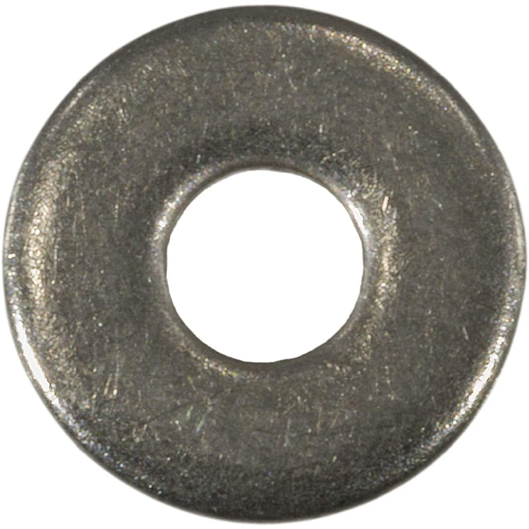 Hard-to-Find Fastener 014973448325 Fender Washers, 3mm x 9mm, Piece-30