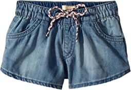 Roxy Kids - Her Songs Shorts (Toddler/Little Kids/Big Kids)