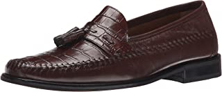 brown dress shoes with tassels
