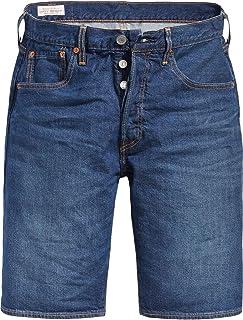 Levi's Men's 501 Hemmed Denim Shorts, Blue, 30W