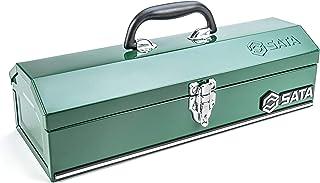 """Caja de herramientas""""SATA 16"""" con techo de cadera - ST95115SC"""", color verde"""