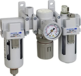 Best smc air filter regulator lubricator Reviews