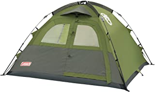 Coleman Instant 5 Dome Tent - Green, Five Person