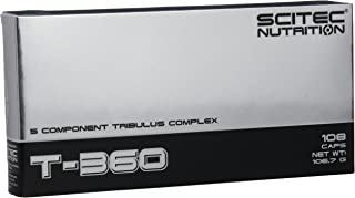 Scitec nutrition t-360. 108 caps. complejo