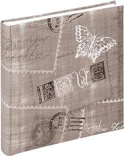 Walther, Consenza, Album Fotografico, FA-222-P, 30x30 cm, 60 Pagine Bianche, Marrone