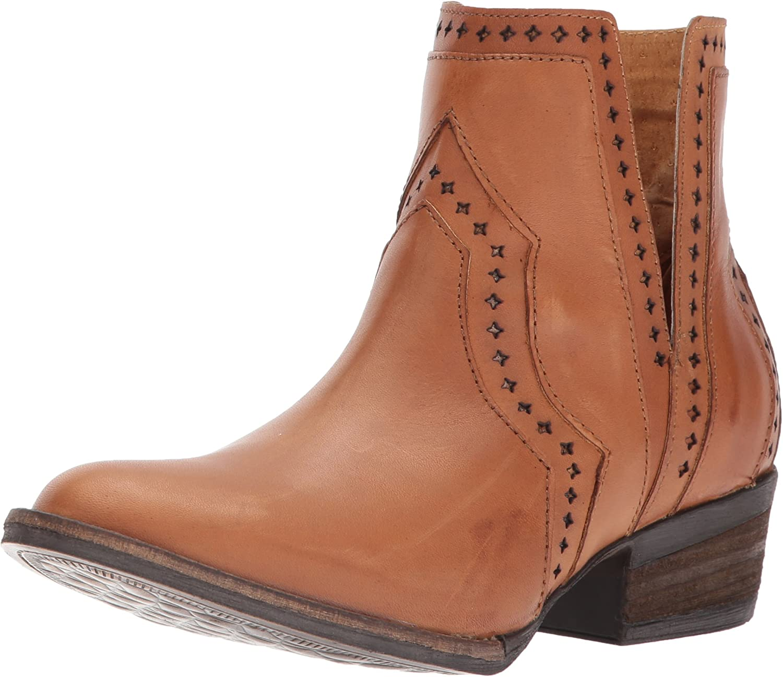Mycket flyktig kvinnor kvinnor kvinnor Brescia Western Boot  grossistpris och pålitlig kvalitet