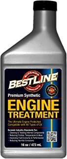 BestLine Premium Synthetic Engine Treatment 1-Pack