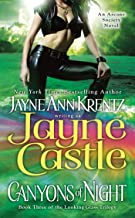 Canyons of Night: Book Three of the Looking Glass Trilogy (Arcane Society Series 12)