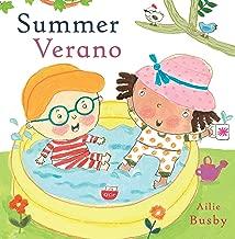 Verano/Summer (Spanish/English Bilingual editions)