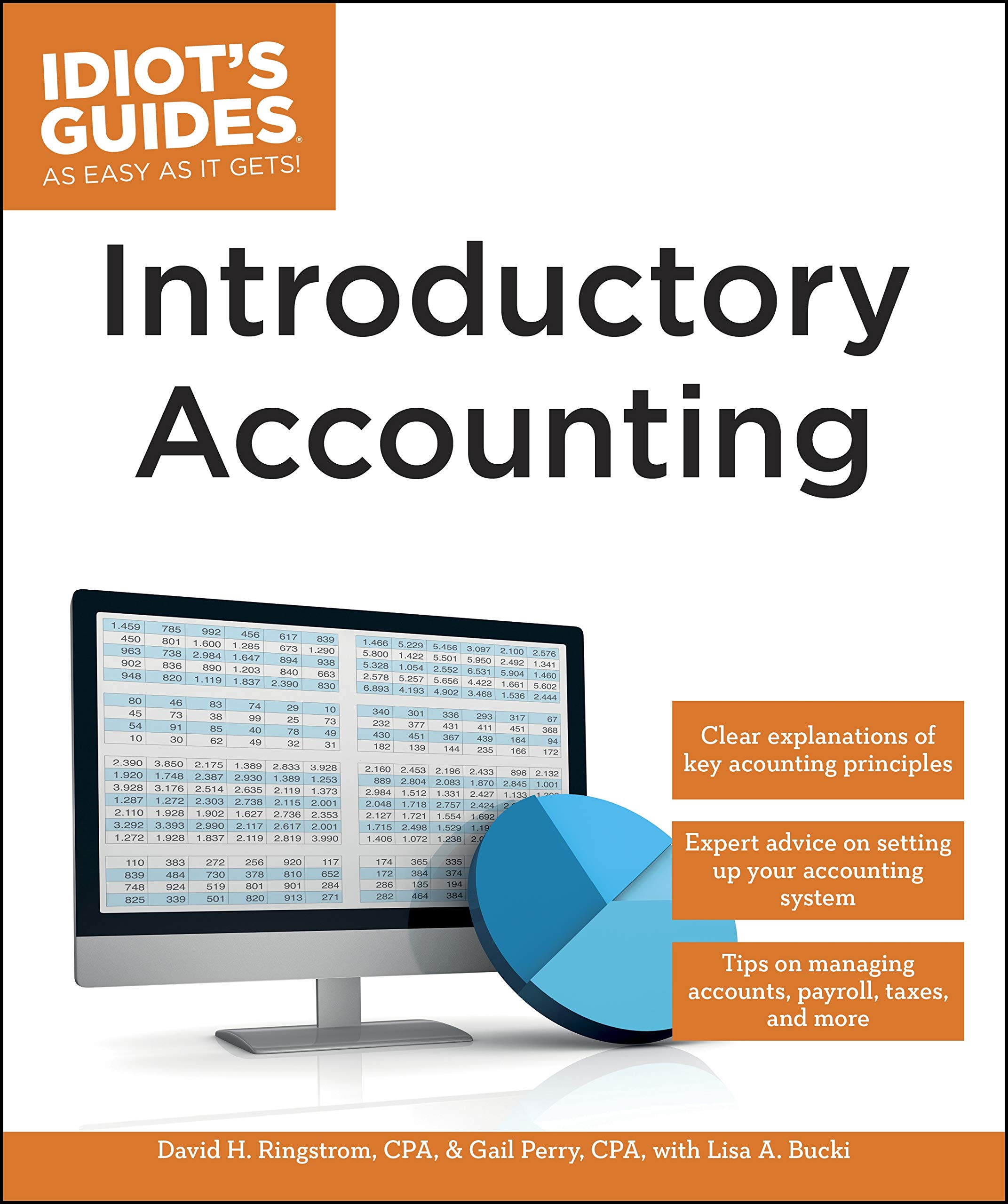 Introductory Accounting (Idiot's Guides)
