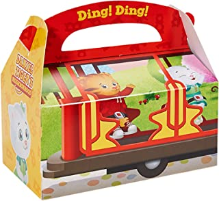 BirthdayExpress Daniel Tiger Party Supplies 12 Pack Favor Box