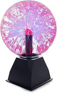 Lumière de Boule de Plasma Lampe Plasma Boule Magique Lampe de Boule de Plasma pour Les Décorations La Chambre à Coucher l...