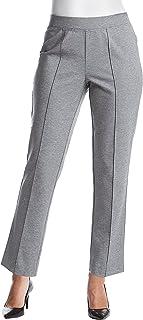 Alfred Dunner Women's Ponte Knit Short Pant