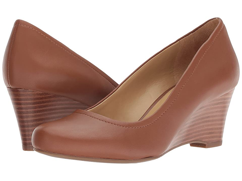 Naturalizer Hydie (Saddle Tan Leather) Women's Shoes
