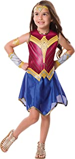 Rubie's Justice League Child's Wonder Woman Costume, Medium