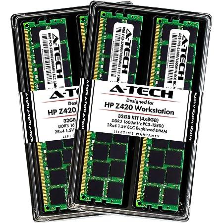 192GB DDR3 PC3-8500R 4Rx4 ECC Reg Server Memory RAM for HP DL180 G6 12x16GB