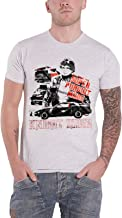 Officially Licensed Merchandise Knight Rider - Super Pursuit Mode T-Shirt (H.Grey)