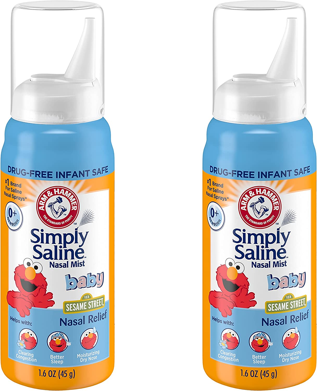 Simply Saline Sterile Nasal Mist Baby oz ml 1.6 44 Our shop OFFers OFFicial store the best service fl