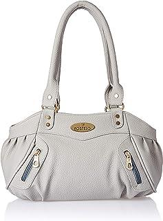 Fostelo Women's Jacqueline Handbag (Grey)
