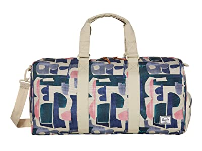 Herschel Supply Co. Novel Mid-Volume (Abstract Block) Duffel Bags