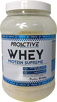 ProActive Worldwide Nutrition, Whey Protein 500g Instant ...