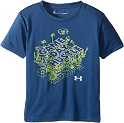 Game Day Hustle Short Sleeve T-Shirt (Little Kids/Big Kids)
