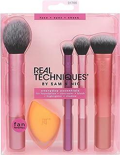 Real Techniques 日常必备化妆刷完整面部套装