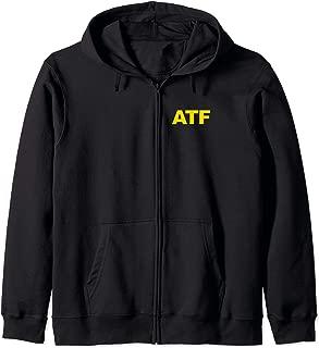 ATF Zip Hoodie