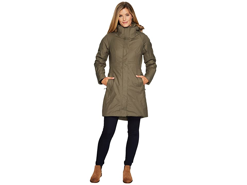The North Face Arctic Parka II (New Taupe Green) Women