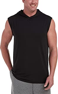 Men's Big & Tall Tech Stretch Sleeveless Pullover Hoodie fit by DXL
